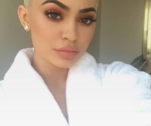 beauty, celebrities, and makeup image