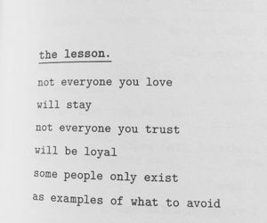 lesson, life, and quotes image