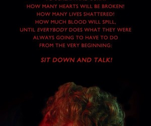 doctor who, twelfth doctor, and anti-war speech image