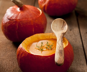 food, autumn, and pumpkin image