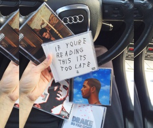 Drake, views, and take care image