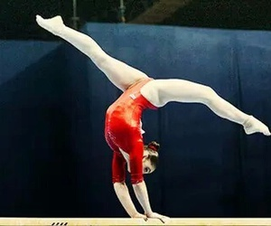 artistic, gymnastic, and Queen image