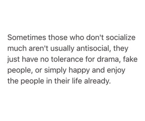 quotes, antisocial, and drama image