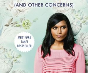 mindy kaling, the mindy project, and without me? image