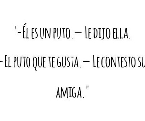 amigas, amor, and frases image