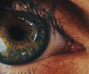 body, eye, and olhos image
