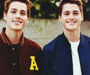 twins, boy, and finn harries image