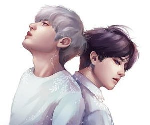 exo, kpop, and chanbaek image