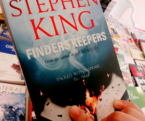 books, horror, and Stephen King image