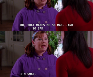 funny, gilmore girls, and quotes image