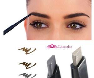 beauty tips, lioele, and auto eyebrow image