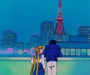 sailor moon, セーラームーン, and cute image