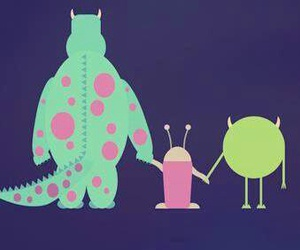 boo, monsters inc, and monster inc image