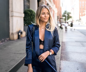 blonde, fashion, and janni deler image