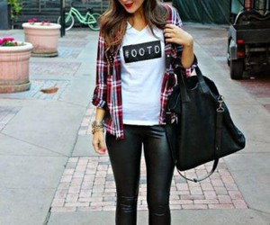 fashion, outfit, and ootd image