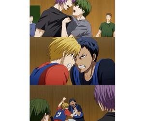 anime, atsushi, and Basketball image