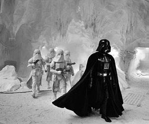 aesthetic, star wars, and black image