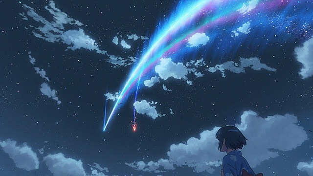 your name and 君の名は image