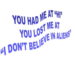 alien, quotes, and png image