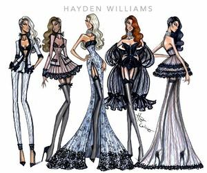 hayden williams, fashion, and illustration image