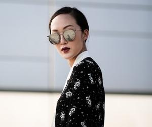 fashion, chriselle lim, and fashion week image