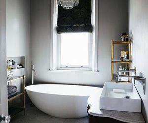 bathroom, interior, and minimalist image