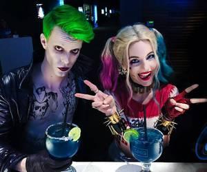 cosplay and joker image