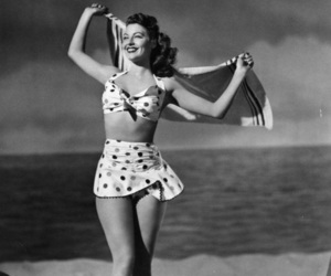 vintage, 50's, and beach image