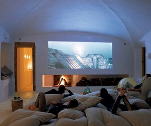 cinema, home, and rest image