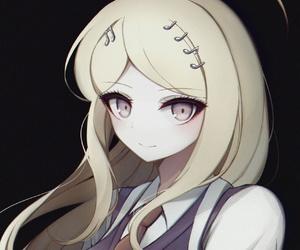 danganronpa, kaede akamatsu, and anime image