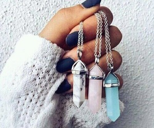 accessories, nails, and colors image