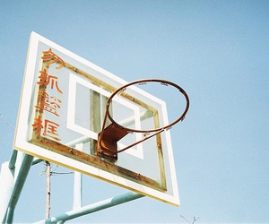 aesthetic, Basketball, and olympus trip 35 image