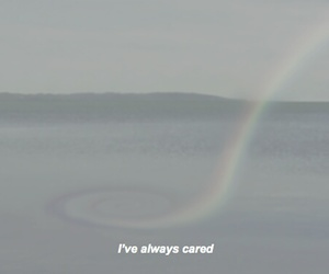 grunge, rainbow, and pale image