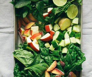 healthy, food, and salad image