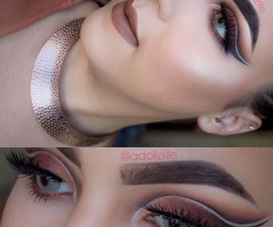 awesome, tutorial, and cut crease image