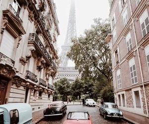 travel, nature, and paris image