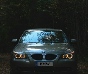 autumn, bmw, and cars image