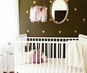 baby, bedroom, and decorating image