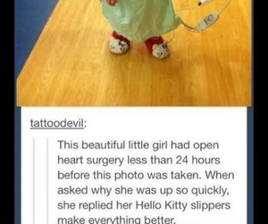heart, hello kitty, and adorable image