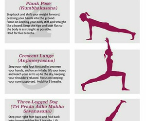 stretch, workout, and yoga image