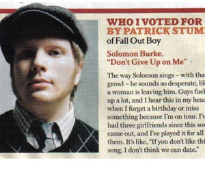 fall out boy, song, and soul punk image