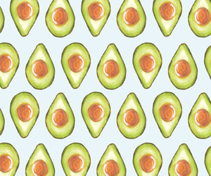 avocado, background, and pattern image