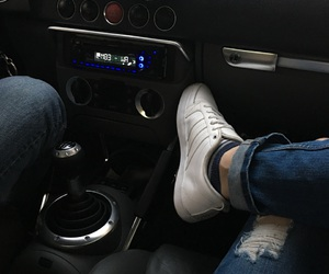 adidas, shoes, and audi tt image