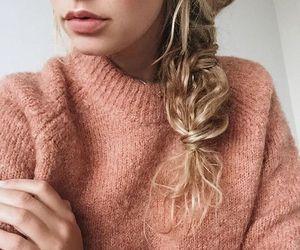 braid, fall, and fashion image