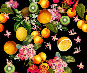 citrus, FRUiTS, and patterns image