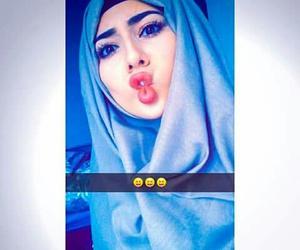 arab and hijab image