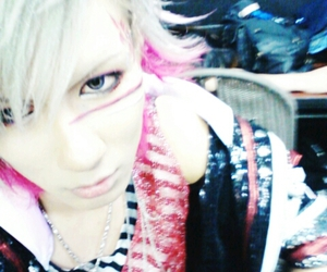 jrock, visual kei, and yuuto image