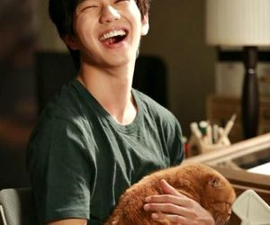 imaginary cat, kdrama, and yoo seung ho image