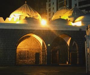 جامع, مَسجَد, and مسجد الغمام image