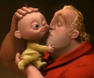 disney, The Incredibles, and jack jack image